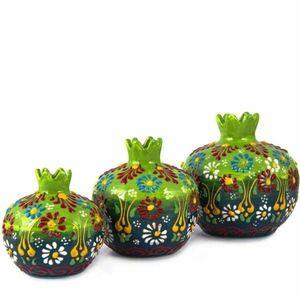 Triple Pomegranate Handmade home decor